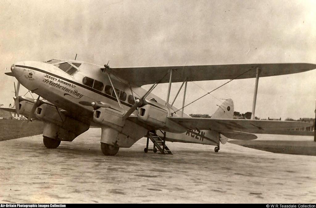 .:Bat Project:. De Havilland D.H.86 Aircraft photos - soon?